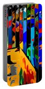 Abstract 26 Portable Battery Charger