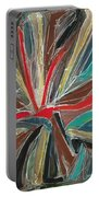 Abstract Art Sixteen Portable Battery Charger