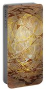 Abstract Art Twelve Portable Battery Charger
