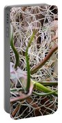 Abstract Caput Medusae Portable Battery Charger