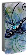 Abstract Dragonfly 10 Portable Battery Charger