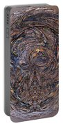 Abstract Flood Portable Battery Charger