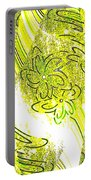 Abstract Fusion 107 Portable Battery Charger