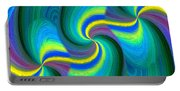 Abstract Fusion 108 Portable Battery Charger