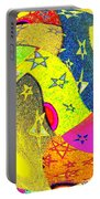 Abstract Fusion 110 Portable Battery Charger
