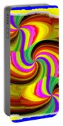Abstract Fusion 123 Portable Battery Charger