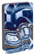 Abstract Fusion 137 Portable Battery Charger