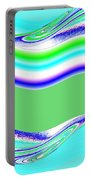 Abstract Fusion 146 Portable Battery Charger