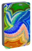 Abstract Fusion 155 Portable Battery Charger
