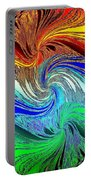 Abstract Fusion 159 Portable Battery Charger