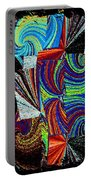 Abstract Fusion 37 Portable Battery Charger