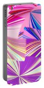Abstract Fusion 41 Portable Battery Charger