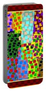 Abstract Fusion 43 Portable Battery Charger
