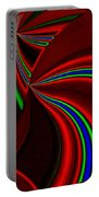 Abstract Fusion 49 Portable Battery Charger
