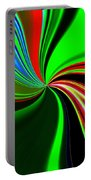 Abstract Fusion 57 Portable Battery Charger
