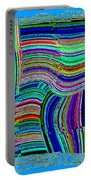 Abstract Fusion 78 Portable Battery Charger