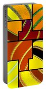 Abstract Fusion 92 Portable Battery Charger