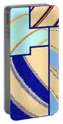 Abstract Fusion 94 Portable Battery Charger