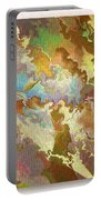 Abstract Puzzle Portable Battery Charger by Deborah Benoit