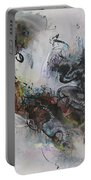 Abstract Seascape00098 Portable Battery Charger
