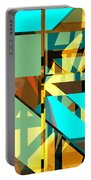 Abstract Sin 24 Portable Battery Charger