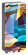 Abstract Sin 28 Portable Battery Charger