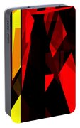 Abstract Sine L 21 Portable Battery Charger
