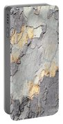 Abstract Tree Bark II Portable Battery Charger