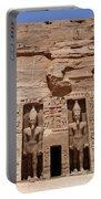 Abu Simbel Egypt 3 Portable Battery Charger