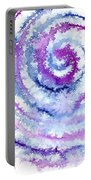 Acrylic Fractals Portable Battery Charger