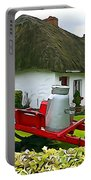 Adare Cottage Portable Battery Charger