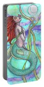Adira The Mermaid Portable Battery Charger