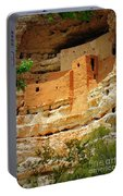 Adobe Cliff Dwelling Portable Battery Charger