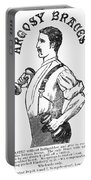 Advertisement: Suspenders Portable Battery Charger