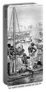 Africa: Pirates Portable Battery Charger
