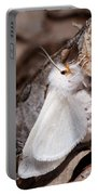 Agreeable Tiger Moth With Ant Portable Battery Charger