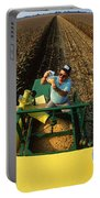 Agricultural Engineer Portable Battery Charger