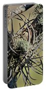 Air Plant Portable Battery Charger