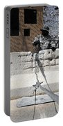 Airman Stands Post To The Entry Control Portable Battery Charger