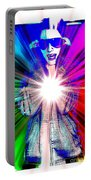 Ajay In Abstract Portable Battery Charger