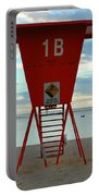 Ala Moana Lifeguard Station Portable Battery Charger