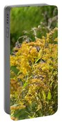 Alabama Goldenrod Portable Battery Charger