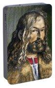 Albrecht D�rer (1471-1528) Portable Battery Charger