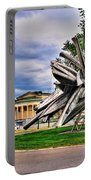 Albright Knox Art Gallery Portable Battery Charger
