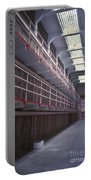 Alcatraz Cell Block Portable Battery Charger