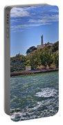 Alcatraz Island San Francisco Portable Battery Charger