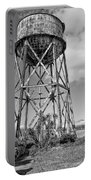 Alcatraz Penitentiary Water Tower Portable Battery Charger