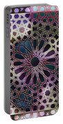 Alhambra Pattern Portable Battery Charger
