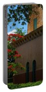 Alhambra Water Tower Windows And Door Portable Battery Charger