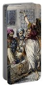 Ali Baba And 40 Thieves Portable Battery Charger